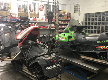 Fort Atkinson Snowmobile Salvage | Madison Snowmobile Parts |King